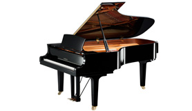 Pianos à louer en Vendée 85 - Yamaha C7 ¼ queue 2m27